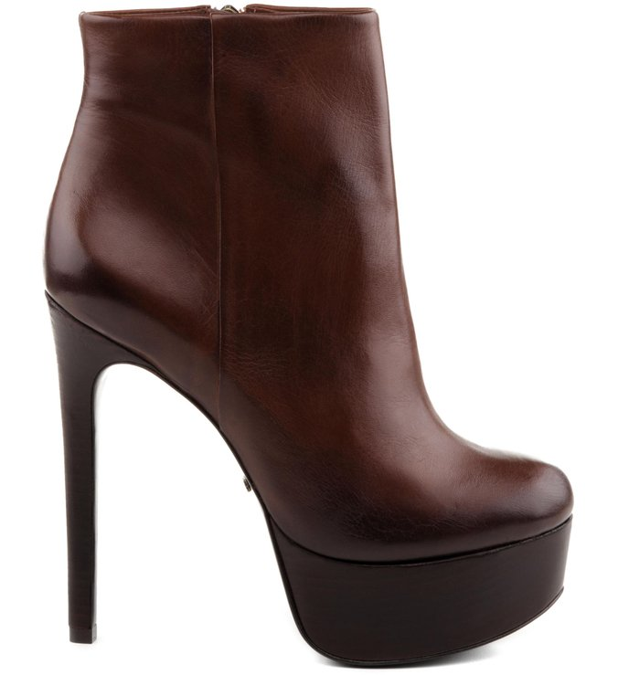 Ankle Boot Glam Brown