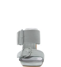 Sandália Mule Super Buckle Mint