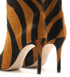Bota Maryana Cano Longo Zebra