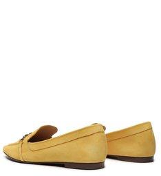 Loafer Minimal Nobuck Yellow