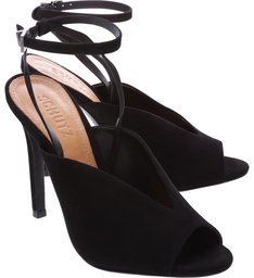 Sandália Vamp Thin Black