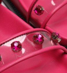 Sporty Sandals Studs Vinil Pink