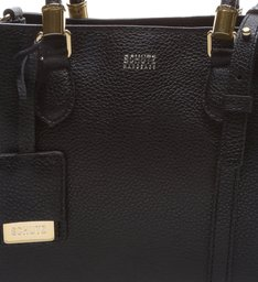 Mini Tote Lorena Soft Black