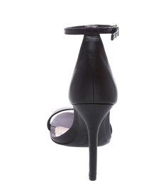 Sandália Single Stiletto Black