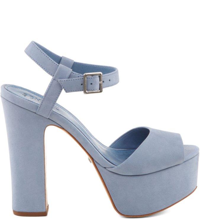 Sandália 70'S  Azul Jeans