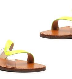 Flat Vinil Neon Yellow