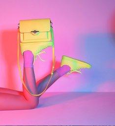 Tênis Ultralight S-LIGHT Neon Yellow