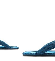 Homewear Flat Flip Flop Emi Disco Royal