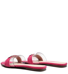 Flat Minimal Modern Vinil Pink