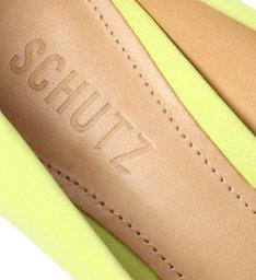 Sapato Scarpin Neon Verde