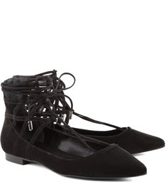 Sapatilha Victorian Black
