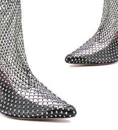Sock Boot Gilda Crystal Glam Black