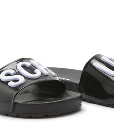 SLIDE SCHUTZ LOVERS BLACK