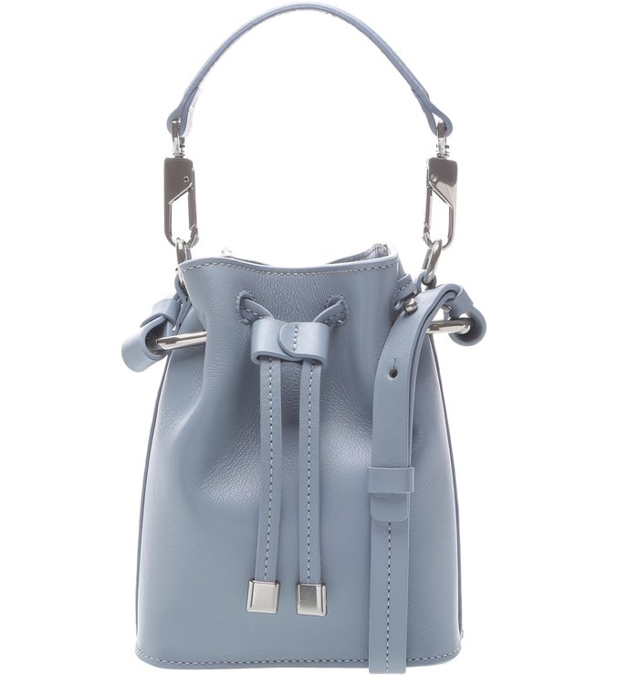 Bucket Bag Soft Blue
