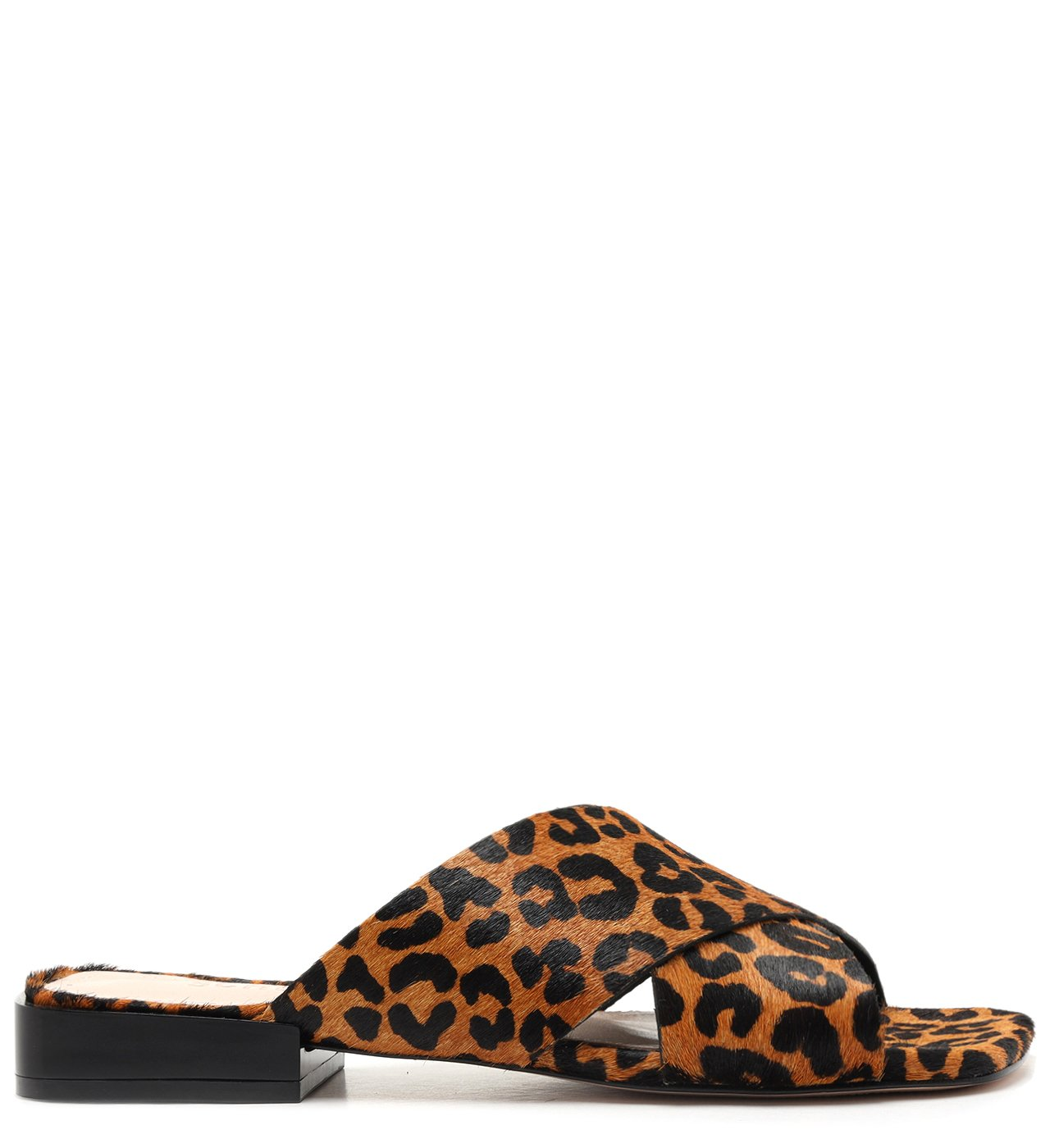 Flat Cross Animal Print | Schutz