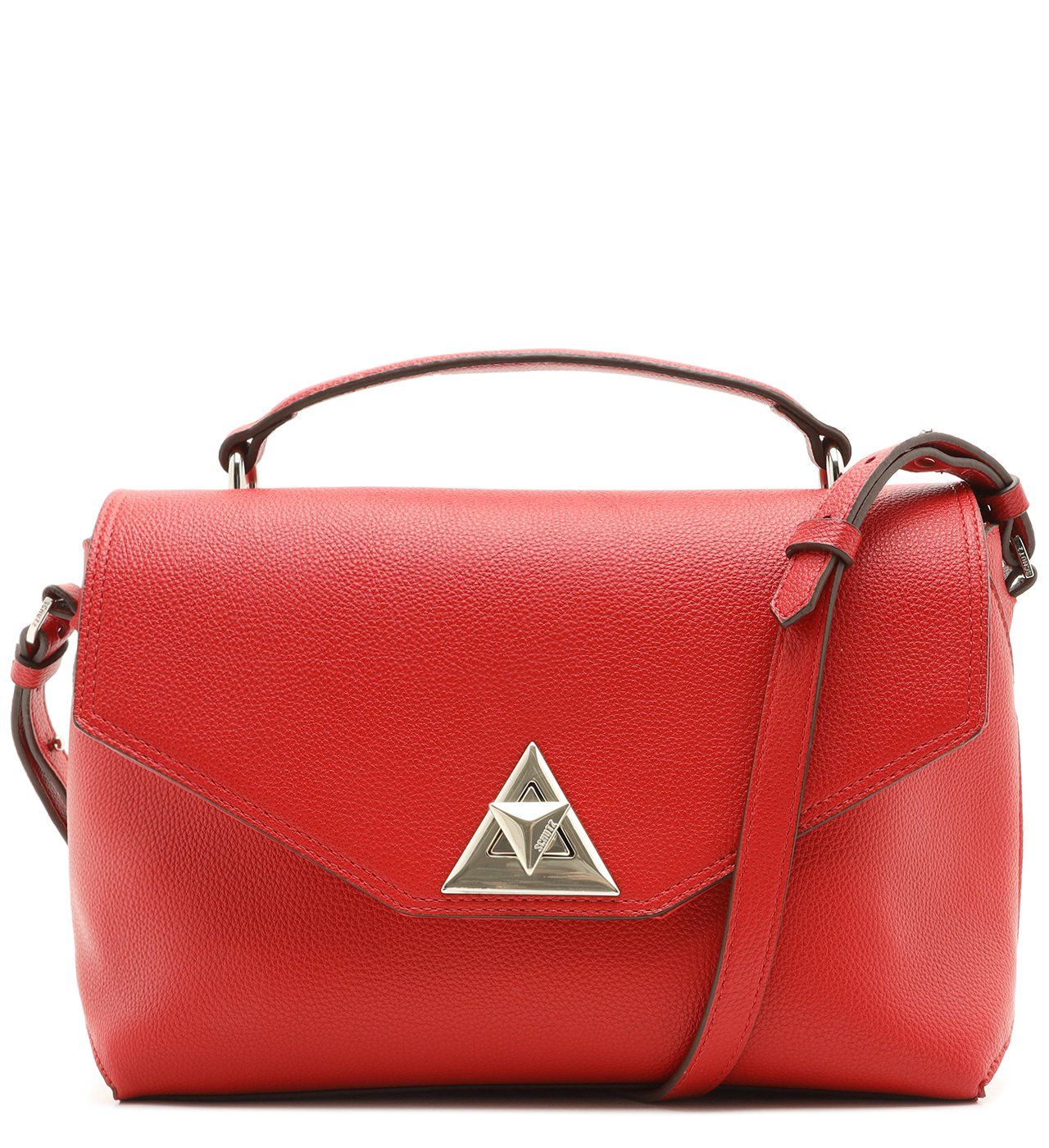 Satchel Bag Leona Red | Schutz