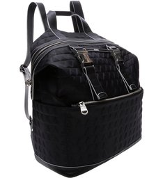 Mochila Nylon Triangle Black