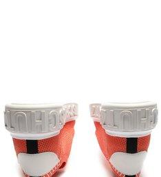 Sneaker It Schutz Knit Coral