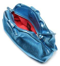 MAXI CLUTCH AVRIL METALLIC BLUE
