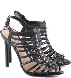 Sandália Rock  Stripes Black