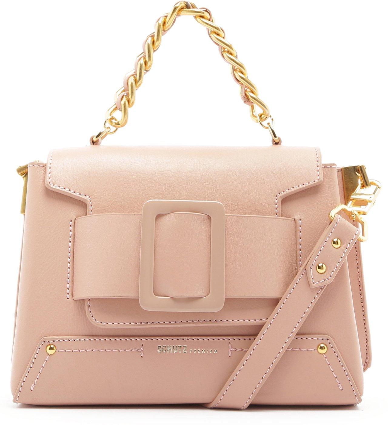 Satchel Buckle Bag Sweet Rose | Schutz
