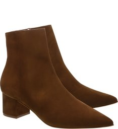Bota Block Heel Slim Neutral