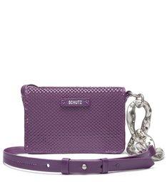 Crossbody Ully Bright Snake Purple