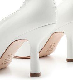 Scarpin Curves Taça White