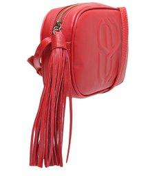 Bolsa Tiracolo Pequena Kate Weekender Vermelha