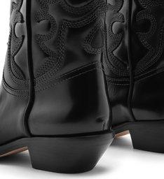 Bota Western Basics Black