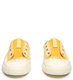 Open Sneaker Smash Vichy Yellow