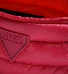 Pochete Schutz Sportz Nylon Rosa