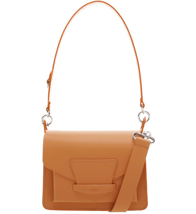 Crossbody Paloma Double Strap Neutral