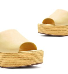 CLOG NATURAL YELLOW