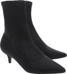 Bota Kitten Heel Black