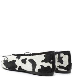 Sapatilha Cow Print P&B