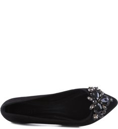 Flat Cristal Black