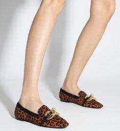 Sapato Mocassim Corrente Onça