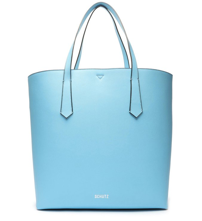 Bolsa Shopping Kate Azul