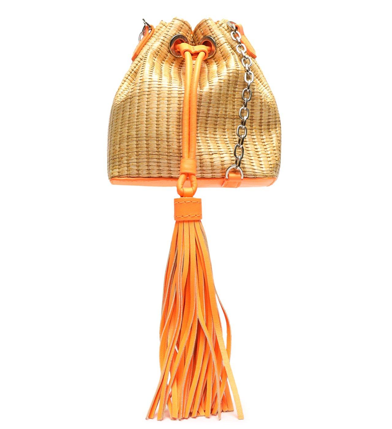 Bucket Bag Drop Neon Orange | Schutz