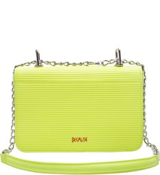 Crossbody Live Love Neon Yellow