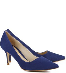 Scarpins Honey Dress Blue