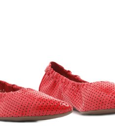Sapatilha Fit Texture Red