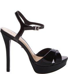 Sandália Verniz Classic Black