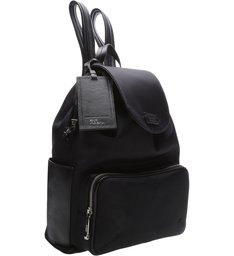 Mochila Nylon Full Color Black