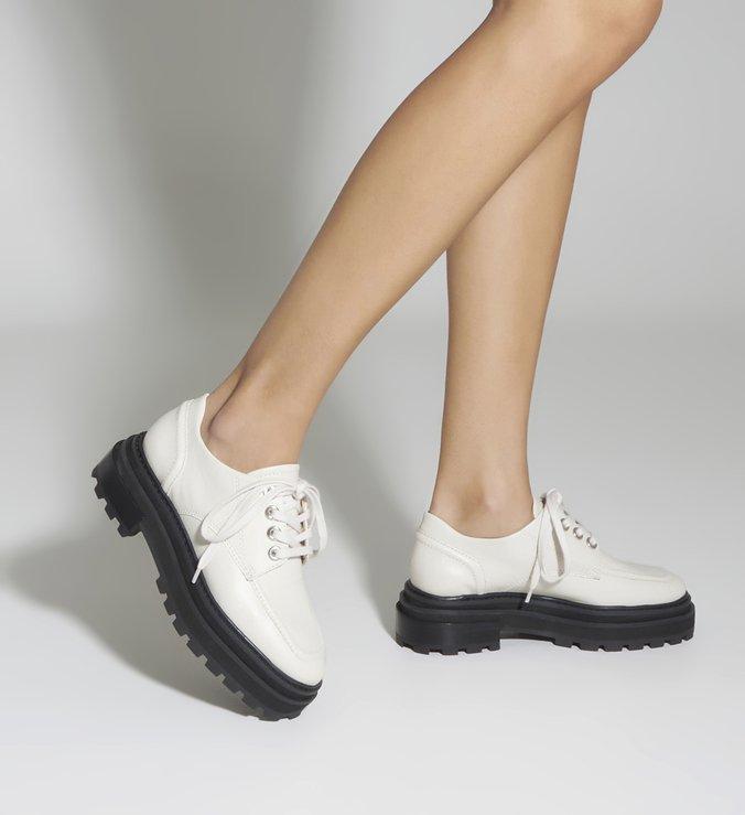 Sapato New Creeper White