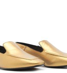Loafer Metallic Bronze