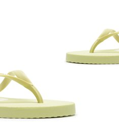 Flip Flop Triangle Lime