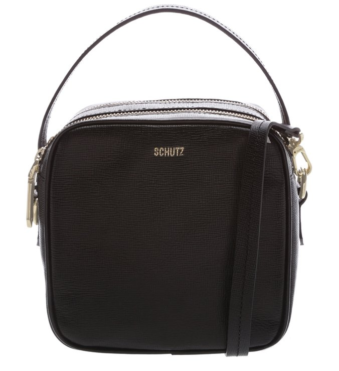 MINI CROSSBODY BLACK
