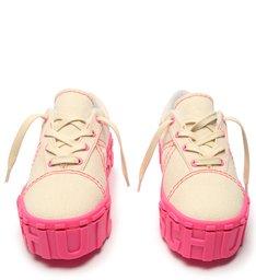 Tênis Mauli Cru/Pink